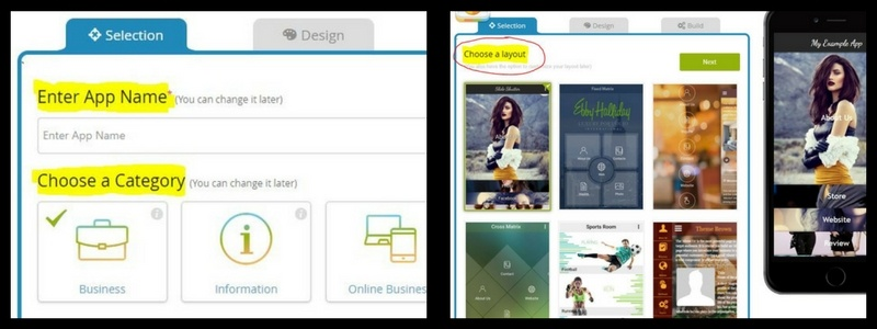 Make A Mobile App For Free, No Coding Skills Needed